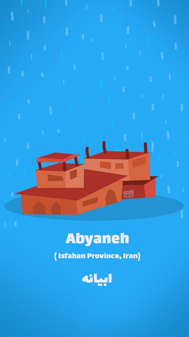 Abyaneh, Isfahan, Iran